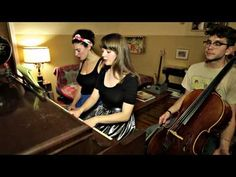 """The Orchard Sessions: Volume 6 """"Movie"""" Music and Lyrics by Kate Davis Video by Beto Vargas Kate Davis - Vocals, piano Talia Billig - Vocals Nick Jozwiak - Ba. Kate Davis, All About Music, Chinese English, Music Videos, The Incredibles, Youtube, Movies, Films, Cinema"""