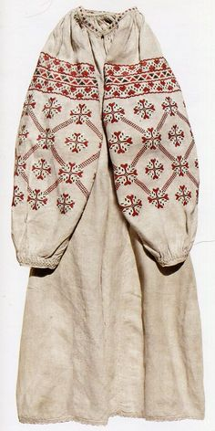 Folk Embroidery FolkCostume: White, Black and Red Embroidery of Chernyhiw Province and East Polissia, Ukraine Russian Embroidery, Folk Embroidery, Ethno Style, Ukrainian Dress, Folk Clothing, Mode Boho, Folk Fashion, Russian Fashion, Folk Costume