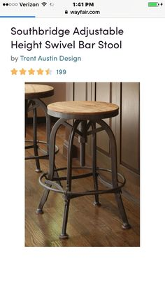 Brilliant 10 Best Bar Stools Images Bar Stools Swivel Bar Stools Stool Ocoug Best Dining Table And Chair Ideas Images Ocougorg