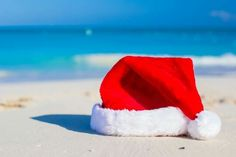 Wishing you a very merry Christmas from our family to yours! Thanks for supporting initiatives! Tropical Christmas, Beach Christmas, Very Merry Christmas, Beautiful Places To Live, Beautiful Beaches, Footprint, Outdoor Decor, Christmas On The Beach, Merry Little Christmas