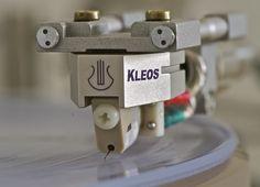 Lyra Kleos. A very classy MC cartridge from Lyra.