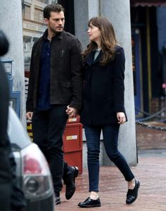 These Fifty Shades Darker filming photos will be the end of me
