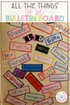 Empower your students to feel like they can be anything with this creative and easy to set up bulletin board! Teaching Social Studies, Teaching Writing, Teaching Science, Teaching Tips, Teacher Lesson Plans, Teacher Resources, Interactive Learning, Fun Learning, Up Bulletin Board