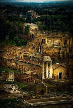 Rome, Italy, to see again! Places Around The World, Oh The Places You'll Go, Places To Travel, Places To Visit, Around The Worlds, Travel Photographie, Beau Site, Rome Italy, Dream Vacations