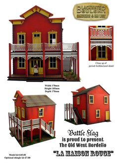 From Wyrdtactics2ndEd page - building for Malifaux
