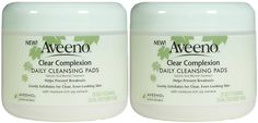 Aveeno Clear Complexion Daily Cleansing Pads 28 ct 2 pk *** Details can be found by clicking on the image. (This is an affiliate link) Face Skin Care, Salicylic Acid, Face Cleanser, Best Face Products, Moisturizer, Cleansers, Beauty, Image Link, Amazon