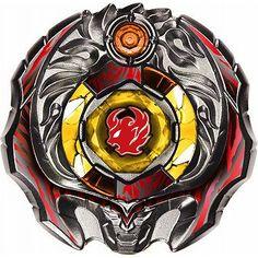 100% Genuine Takara Tomy Metal Fight Beyblade ZERO-G FIRE SAMURAI IFRAID W145CF  See your eBay favorites