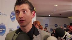 2013's Best Moments with Alex Turner - watch this. You will not regret it.