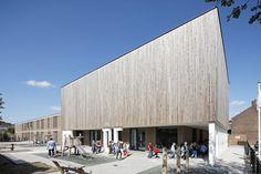 Grosfeld  van der Velde Architecten (Project) - Kindercampus de Vuurvogel