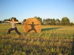 #farm #yoga #country