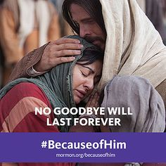 Easter Message~ What Mormon's believe about Easter. #BecauseofHim #StartingToday