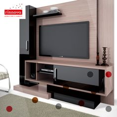4 Kinds of TV Furniture Tv Cabinet Design, Tv Wall Design, Tv Unit Design, House Design, Tv Wanddekor, Tv Wall Cabinets, Glass Cabinets, Tv Cupboard, Lcd Units