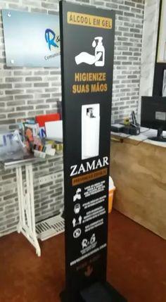Stand Design, Display Design, Diy Design, Sneeze Guard, Wash Stand, Pedal, Hand Sanitizer, Hand Washing, Logo Inspiration