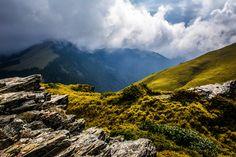He Huan Mountain | by Pai Shih