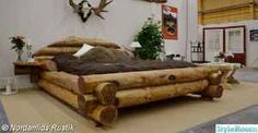 Rustic Style Bed