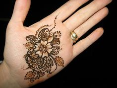 Mehndi Heart Meaning : Had a lovely day doing heart making meaning and henna