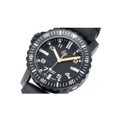 Relojes Sumergibles 1000 metros: Reloj Laco Squad   http://www.tutunca.es/reloj-laco-squad-1000-metros-automatico-pvd-negro