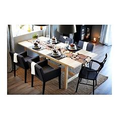 NORDEN Table à rallonge - IKEA