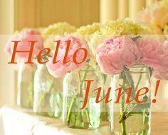 Hello June... Surprise me!