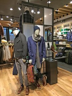 Timberland Specialty Store by Timberland Global Creative Services & LODA Design, McLean – Virginia » Retail Design Blog