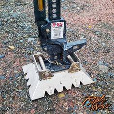 Image result for hi lift jack base plate