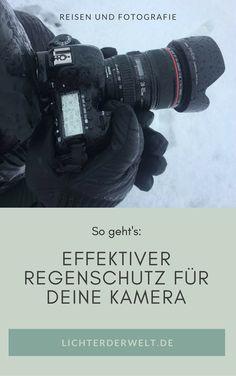 Pass auf dein Equipment auf: So fotografierst du sicher im Regen!
