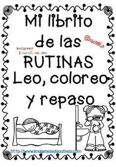 Rutinas libro para colorear y aprender (1)