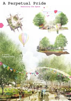 ISSUU - Landscape Architecture Dissertation: 'A Perpetual Pride' by luke whitaker