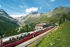 5 Of The Best Swiss Scenic Trains - thetrainline europe