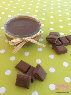 Dessert spécial bébé gourmand : semoule de riz au chocolat caramel