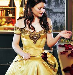 My favourite character from ABC's Once Upon A Time- Belle