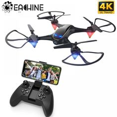 Brand Name: EACHINEAerial Photography: YesMaterial: MetalMaterial: PlasticRemote Distance: noneController Mode: 3 MonthMotor: Brush MotorCharging Voltage: Number: Type: As DescriptionControl Channels: 4 ChannelsRemote Control: YesPackage Includes: Origina Rc Drone, Drone Quadcopter, Drones, Flight Speed, Wifi, Engineering Plastics, Hash Tag, 4 Channel, Womens Fashion