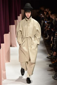 Henrik Vibskov Fall/Winter 2015 Copenhagen Fashion Week.