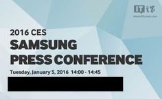 Samsung Galaxy S7 poderá ser apresentado a 5 de Janeiro