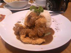 Chicken blackpepper