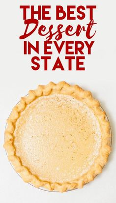 The Best Dessert In Every State . a great reason to visit EVERY state! Fun Desserts, Delicious Desserts, Yummy Food, Healthy Desserts, Sweet Recipes, Cake Recipes, Just In Case, Just For You, Velvet Cupcakes