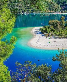 Good morning from heaven :-) Oludeniz Fethiye Turkey 288723026111454973 Turkey Destinations, Travel Route, Places To Travel, Beautiful Places To Visit, Cool Places To Visit, Turkey Places, Turkey Holidays, Turkey Travel, Blue Lagoon