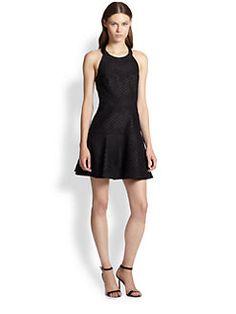 Parker - Leona Knit Halter Dress