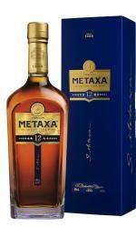 Metaxa - 12 Star Greek Brandy 70cl Bottle