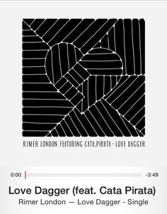 Love Dagger by Rimer London feat. Cata Pirata
