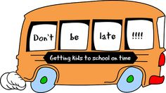 Tips to get your kids to school on time Ecommerce Hosting, Learning Activities, Announcement, You Got This, School, Tips, Advice, Hacks