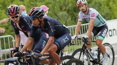 GRENOBLE, France (AP) — Defending Tour de France champion Egan Bernal has pulled out of the race ahead of a mammoth stage in the Alps, his Ineos Grenadiers team said Wednesday.Bernal had been … Alps, Wednesday, Champion, Cycling, Stage, Tours, Sports, Colombia, Hs Sports