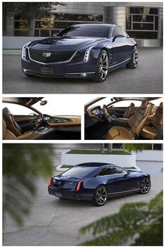 ❦ Cadillac Elmiraj concept.