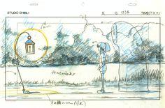 Hayao Miyazaki, the legendary. Hayao Miyazaki, Let's Make Art, Studio Ghibli Art, Japanese Film, Ghibli Movies, Spirited Away, Animation, Anime, Storyboard