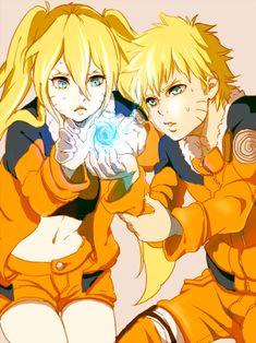 naruto photo: 20 Naruko and Naruto Uzumaki20.jpg