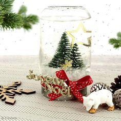 DIY Boule à Neige magique Diy Francais, Christmas Diy, Handmade, Education, Snowball, Hand Made, Onderwijs, Learning, Homemade Christmas