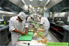 chuyên cung cấp đầu bếp chuyên nghiệp