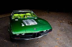 Cool Stuff We Like Here @ CoolPile.com ------- << Original Comment >> ------- 1969 Bertone BMW 2800 Spicup - Imgur