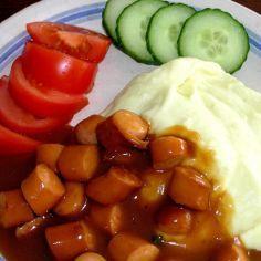 NAKKIKASTIKE - Kotikokki.net - reseptit Easy Cooking, Mashed Potatoes, Waffles, Meals, Breakfast, Ethnic Recipes, Foods, Whipped Potatoes, Morning Coffee