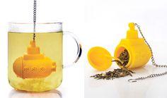 Yellow teasubmarine!